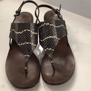 Tory Burch Sandals size 6 1/2: